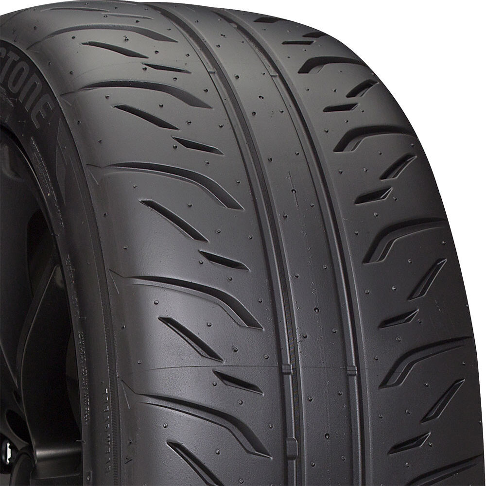 2 new 245 45 17 bridgestone potenza re71r 45r r17 tires. Black Bedroom Furniture Sets. Home Design Ideas