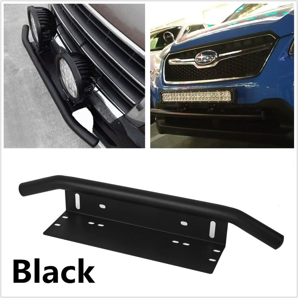 23 Quot Bull Bar Car 4x4 Front License Plate Mount Offroad