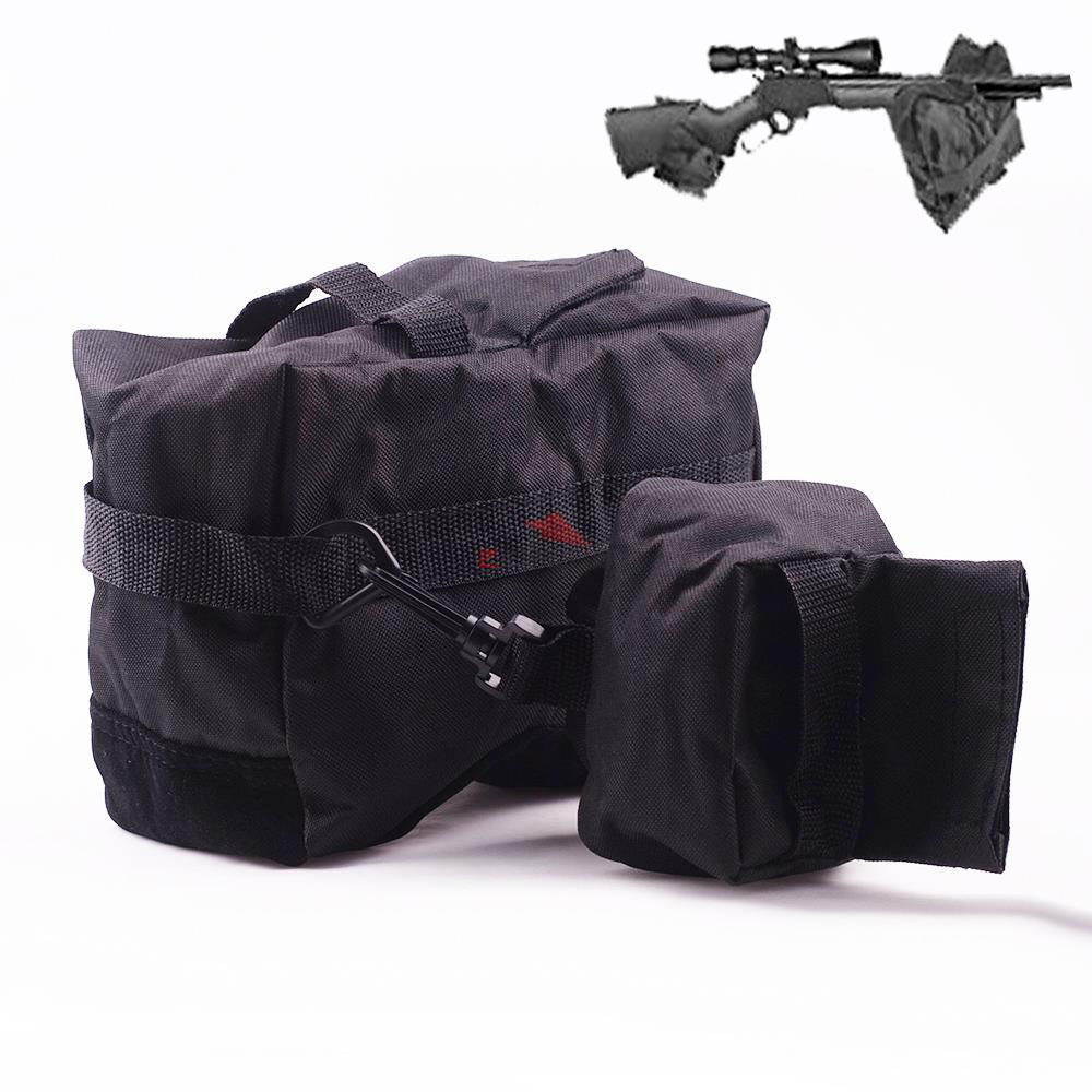 Unfilled Front Amp Rear Shooter S Gun Rest Sand Bags