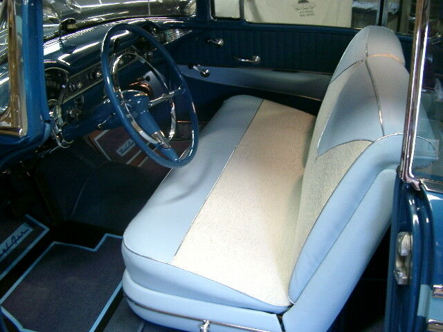 56 Chevy Bel Air 2-Door Hardtop Seat Covers *NEW* 1956 ...