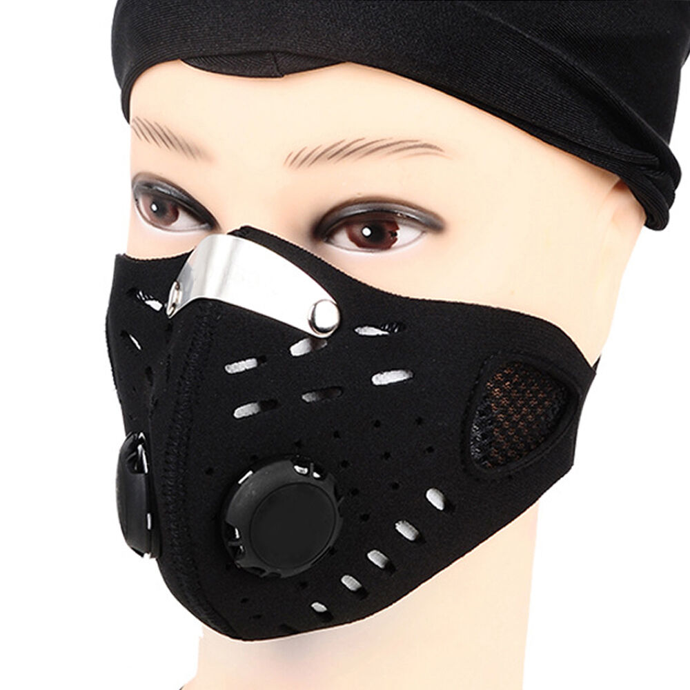 Face Mask: Outdoor Sport Cycling Motorcycle Winter Warm Breathable