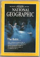 national geographic-MAY 1989-BALTIC.