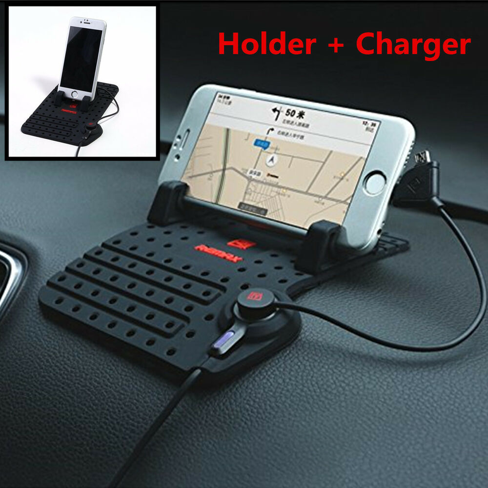 Universal car mount phone holder usb fast charger cradle for Mercedes benz cell phone cradle