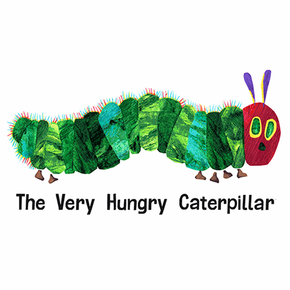 ANDOVER THE VERY HUNGRY CATERPILLAR BIG CATERPILLAR By