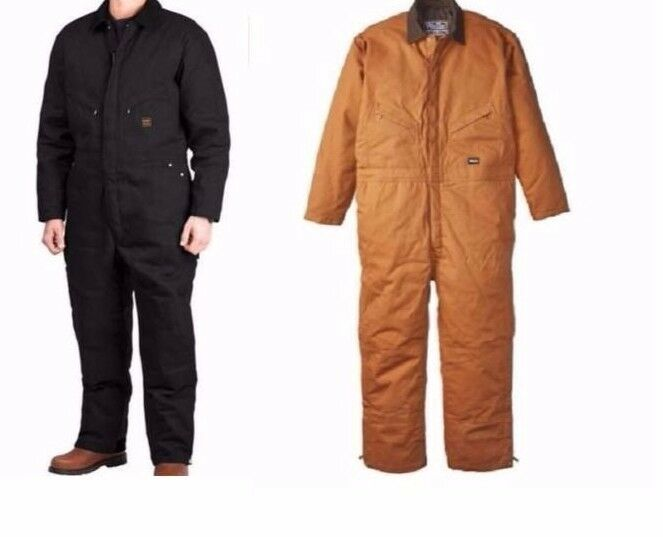 New Walls Work Wear Mens Zero Zone Twill Insulated Lined
