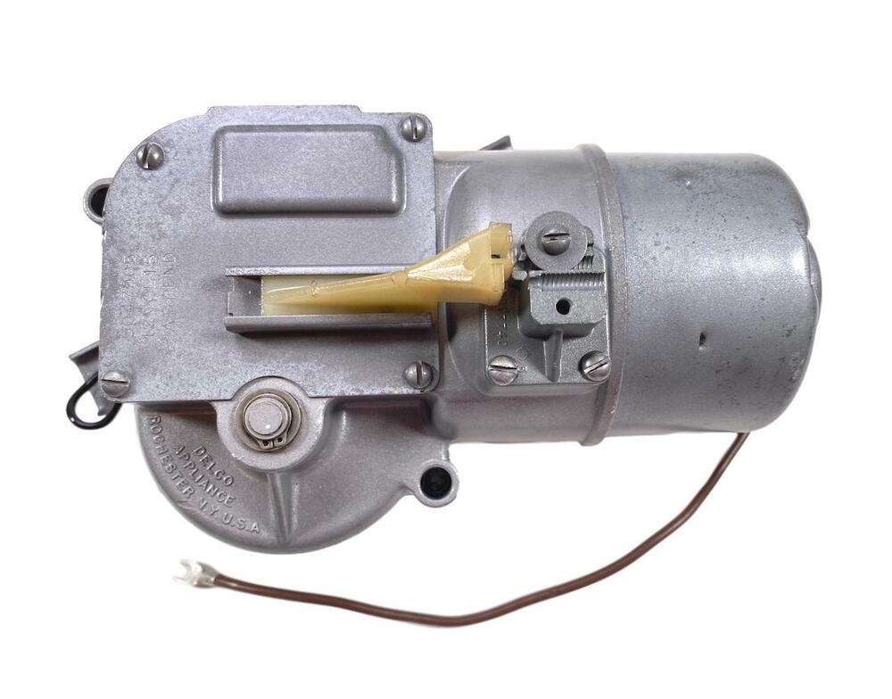 56 chevy electric wiper motor original restored wiper for List of chevy motors