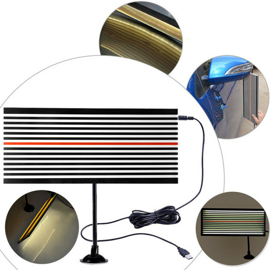 Led Studio Light Repair: Led Line Board Light Lamp Auto Body Paintless Pit Dent