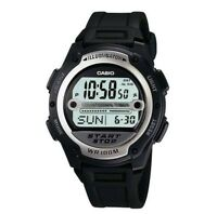 Gents Casio Sports Alarm Chronograph W-756-1AVES RRP £35.00 Our Price £29.50