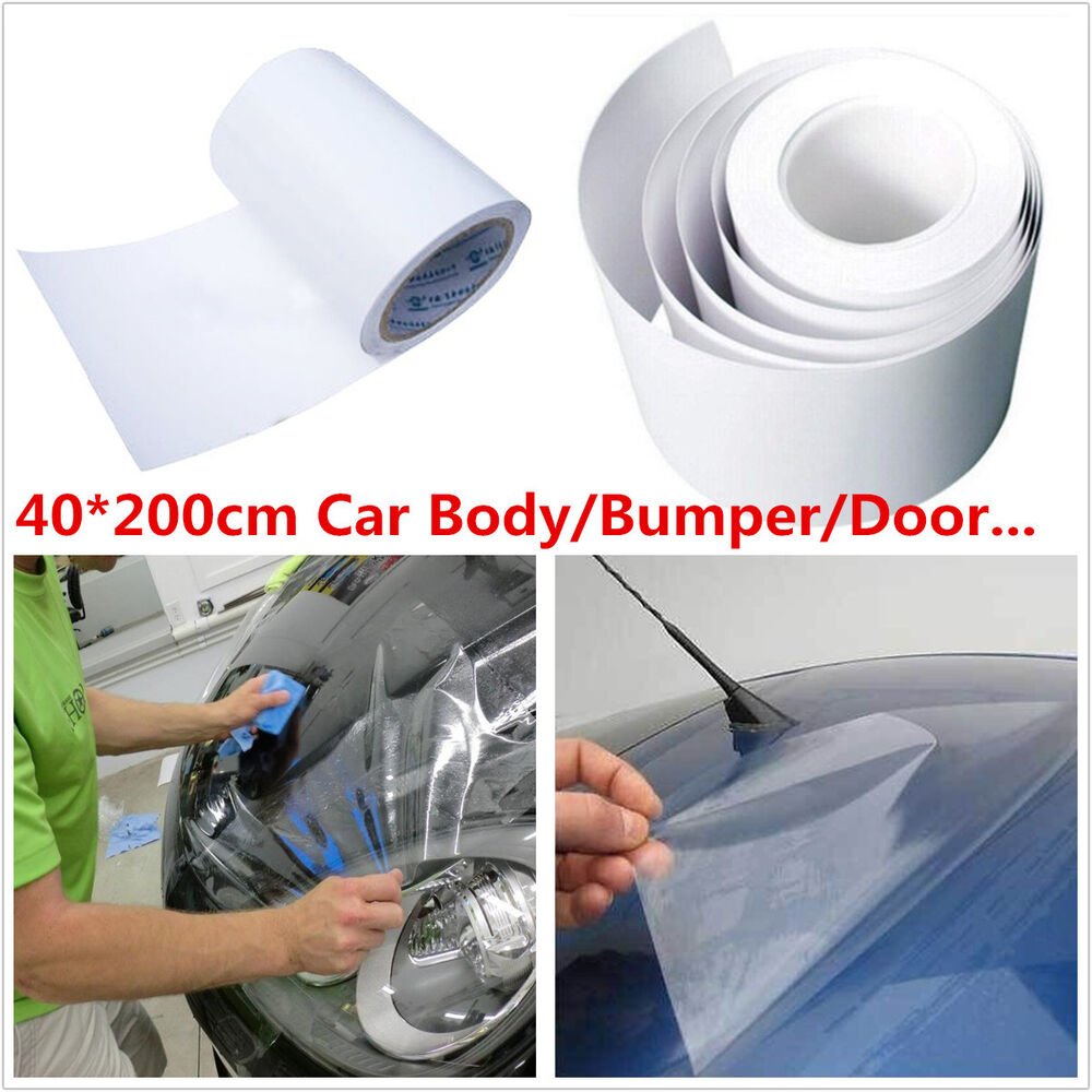 Car Body Paint Protection Anti Scratch Anti Static Clear
