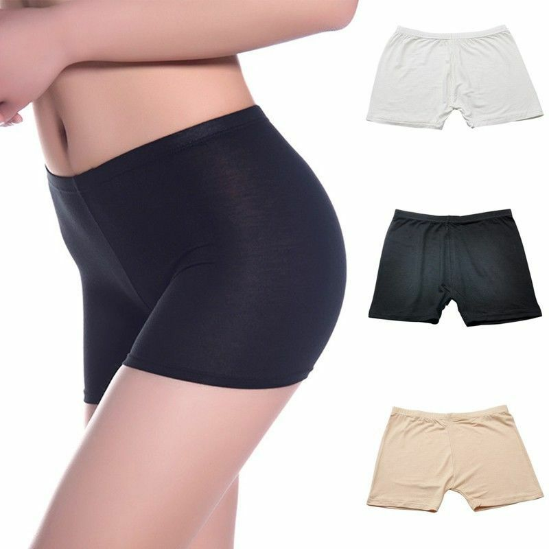 Women's Ladies Dancing Sport Shorts Spandex Elastic Pants ...