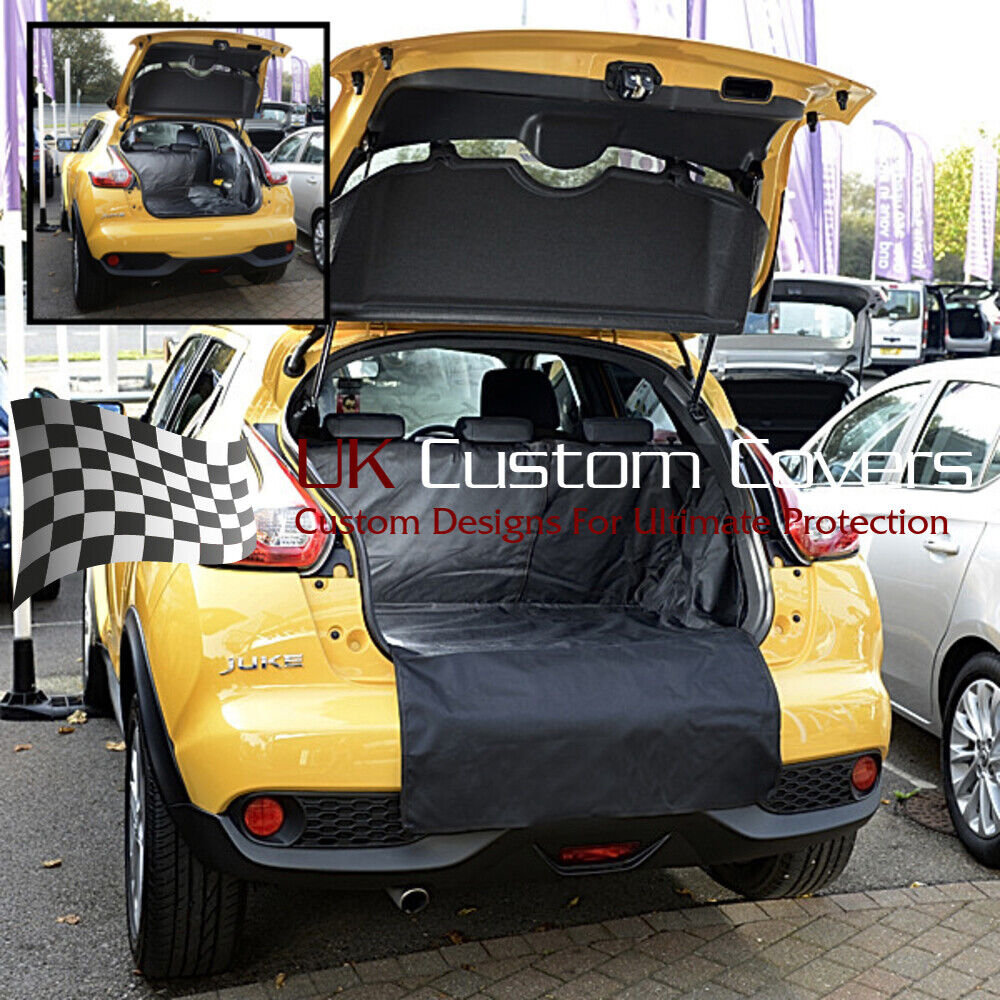 fits nissan juke raised floor tailored boot liner mat. Black Bedroom Furniture Sets. Home Design Ideas