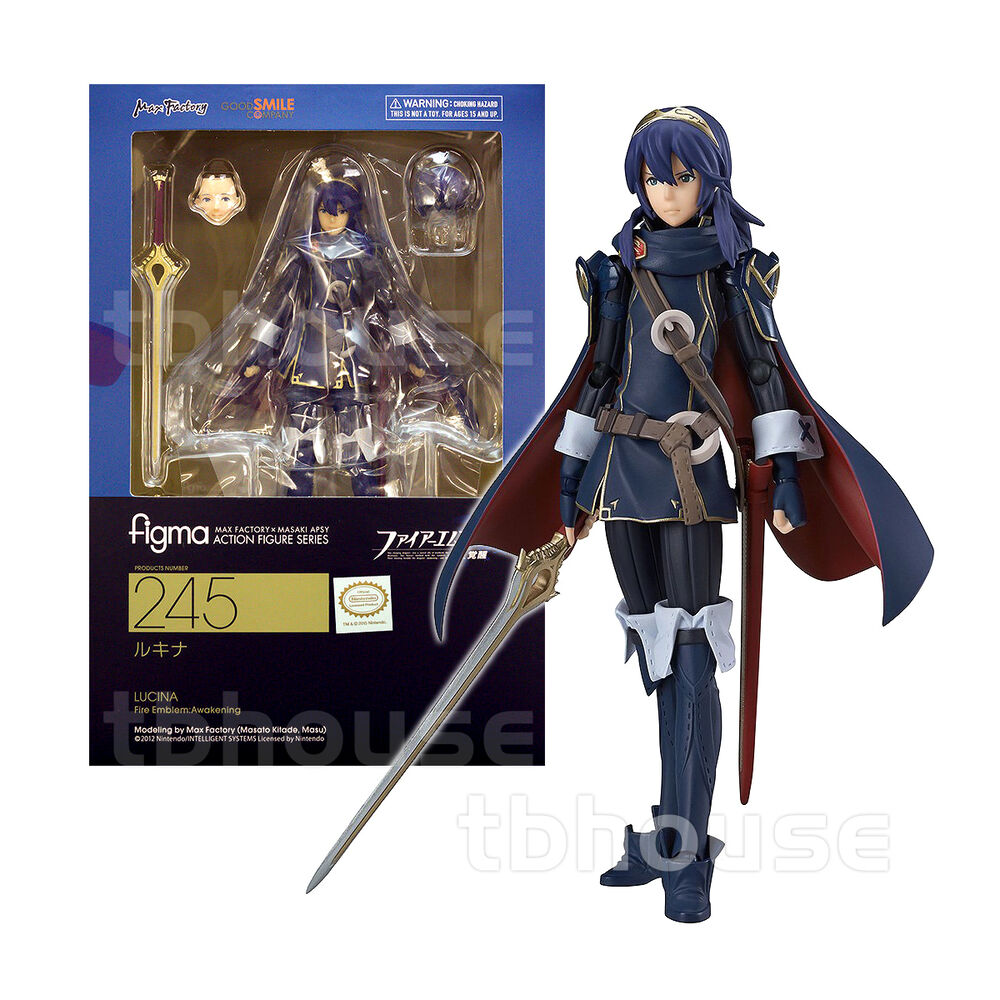 6quot lucina figure fire emblem awakening good smile co max