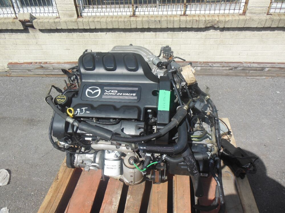 2003 mazda 6 engine ebay. Black Bedroom Furniture Sets. Home Design Ideas