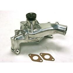 Ford FE 352 390 410 427 428 Polished Aluminum High Volume Mechanical Water Pump