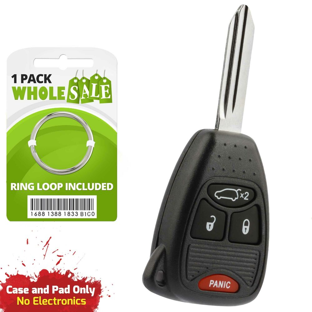 Replacement For 2004 2005 2006 Chrysler Pacifica Key Fob