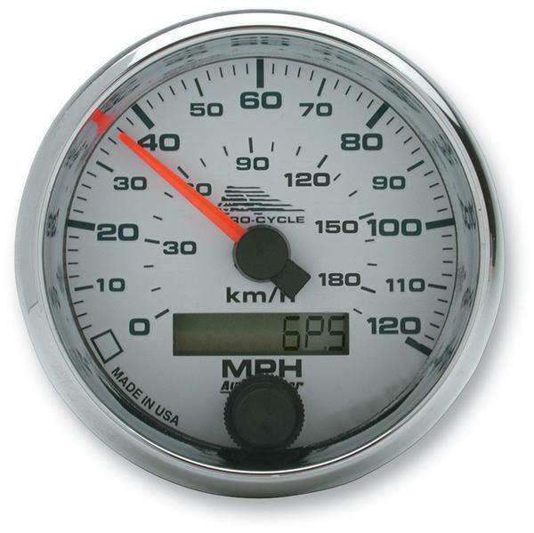 Auto Meter Electronic Speedometers : Auto meter in electronic speedometer