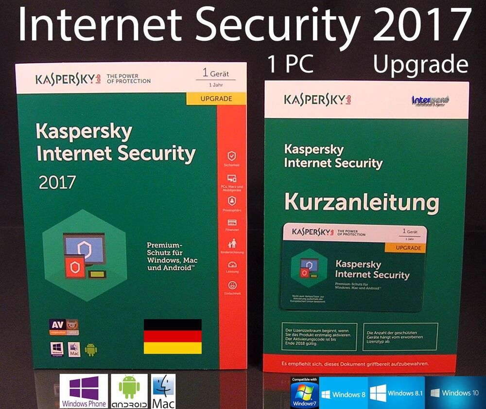 Kaspersky internet security 2017 9 0 0 459 with activation key