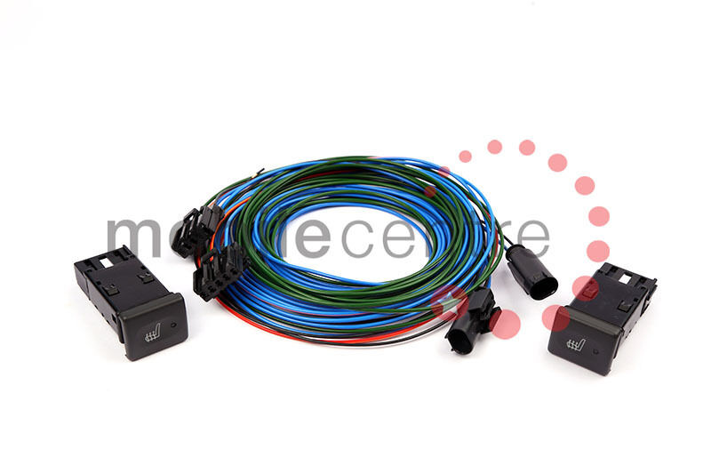 Land Rover Defender 90 110 130 Tdci Heated Seat Wiring Kit