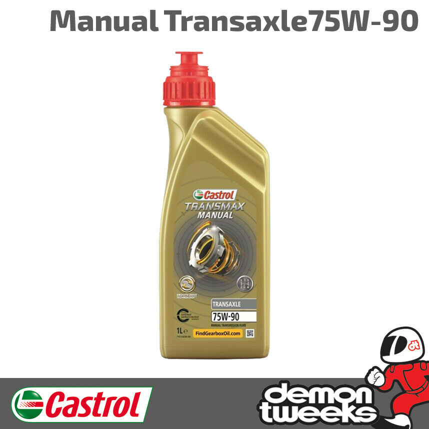 castrol syntrans transaxle 75w90 gl4 fully synthetic manual gear oil 1 litre 691040790527 ebay. Black Bedroom Furniture Sets. Home Design Ideas