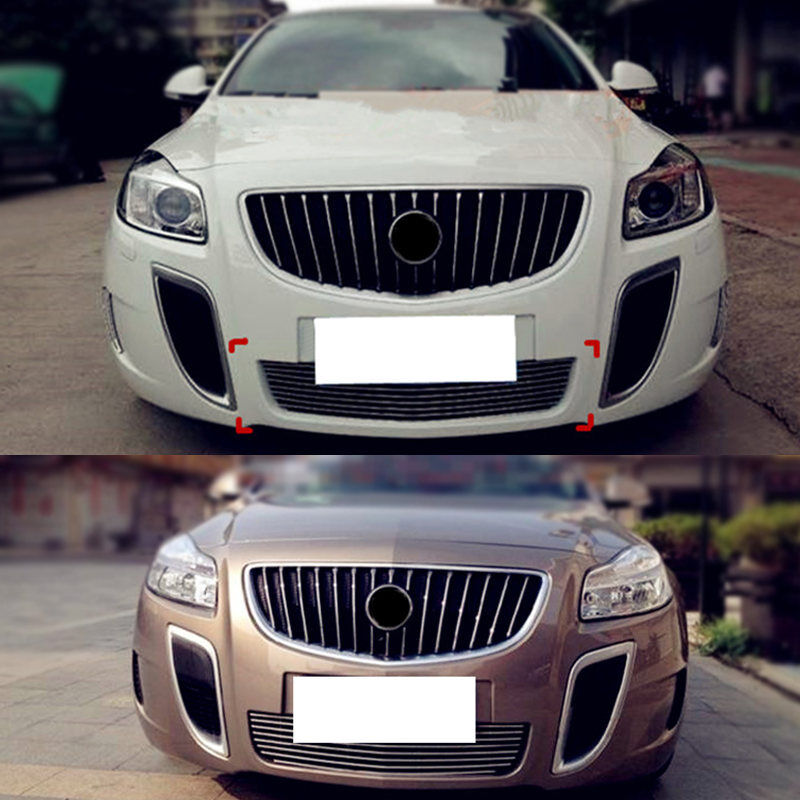 Buick Regal Gs For Sale: For Buick Regal GS 09-13 Metal Lower Grille Stripes Refit