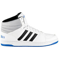 adidas Men Trainers Hoops VS Mid Mens Shoes White High gym shoe new forum