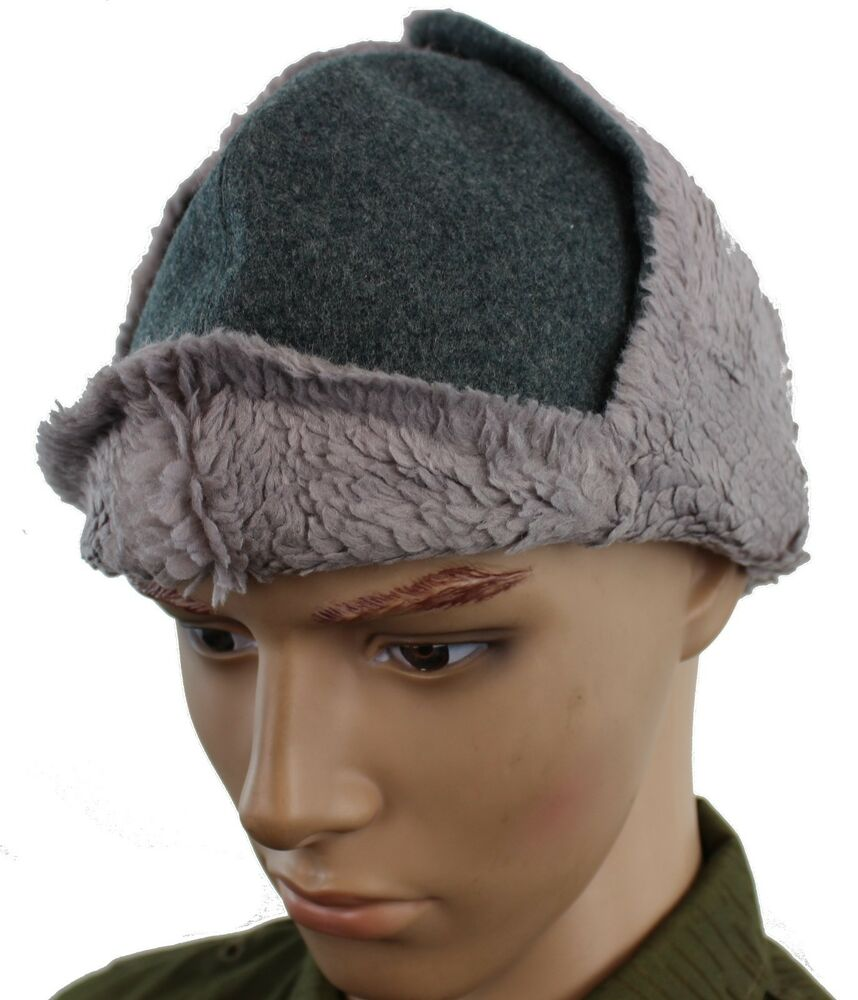 GENUINE SWISS ARMY COLD WEATHER HAT