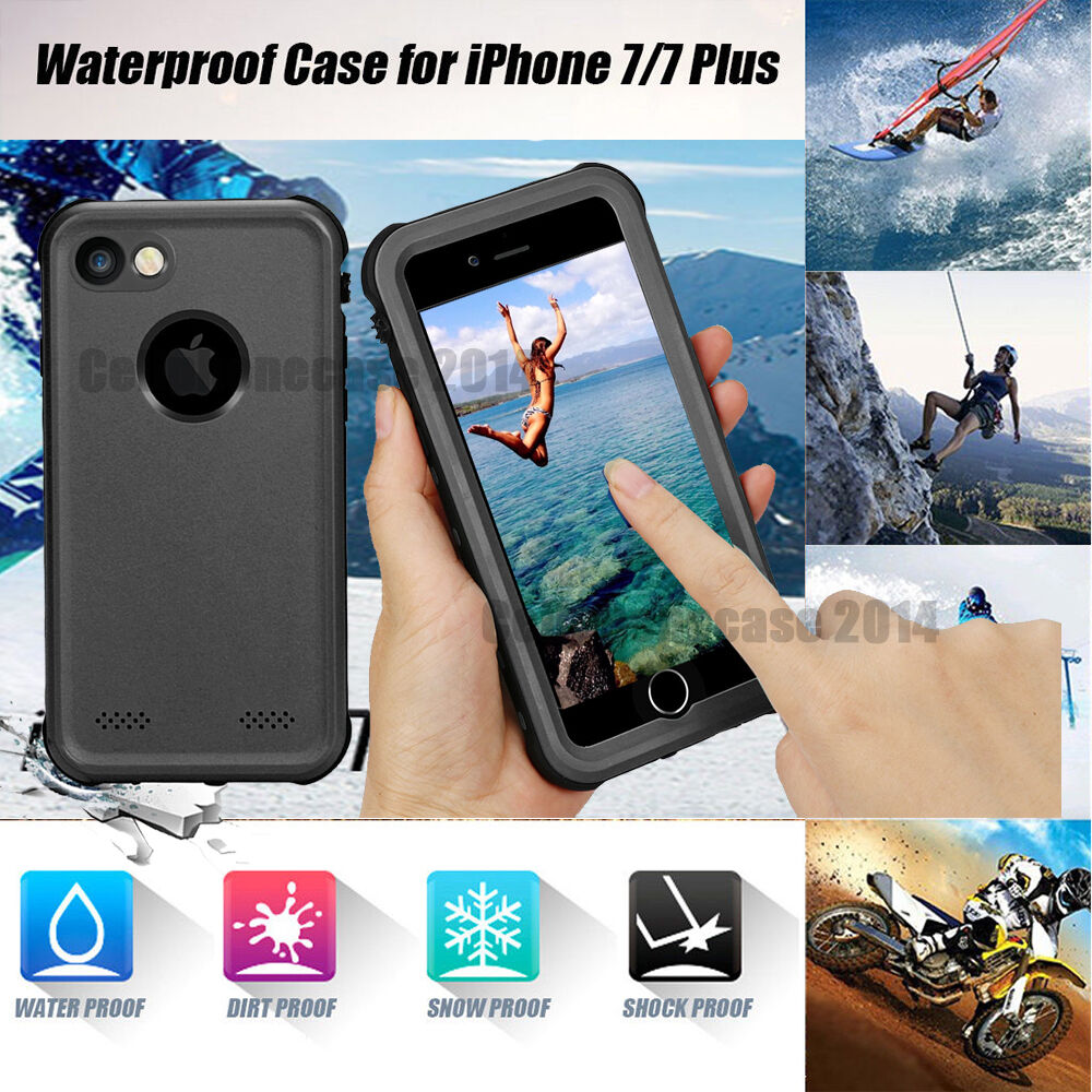 Redpepper Waterproof Case Iphone