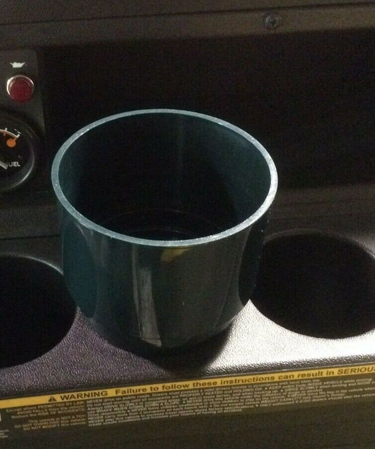 Golf Cart Drink Cupholder For E Z Go Txt Golf Carts And Club Car And Yamaha Ebay