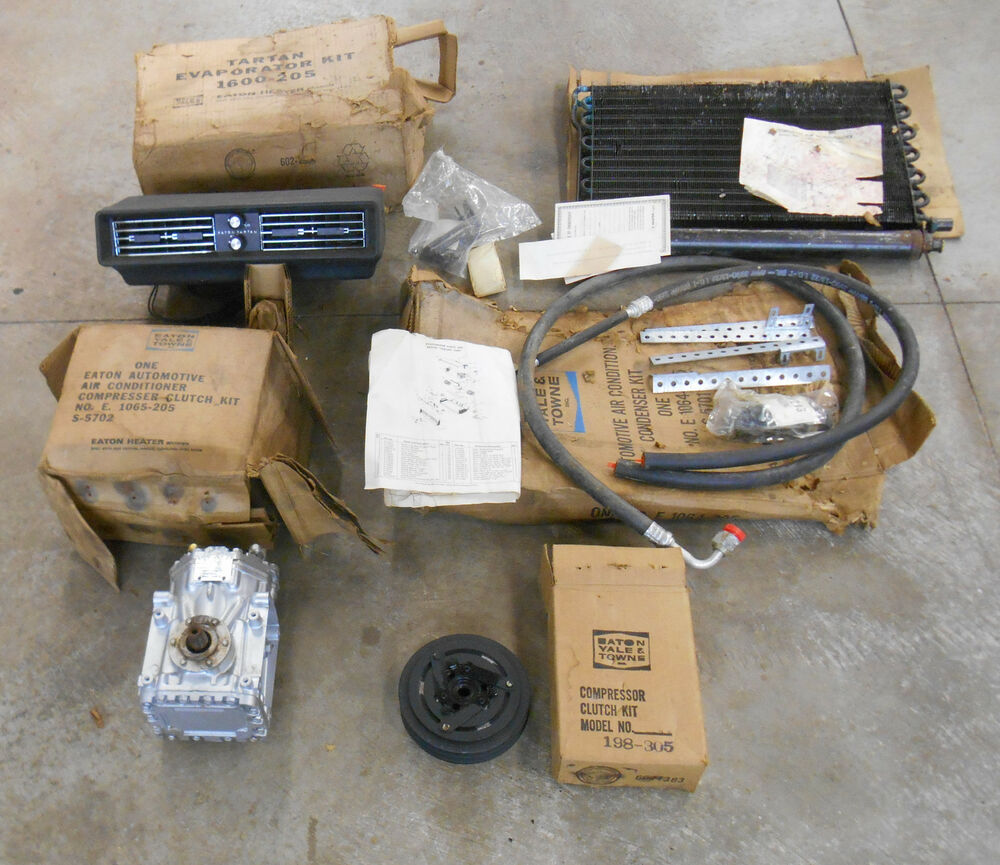 Nos Eaton Air Conditioning A C R12 System Ford Chevy Dodge