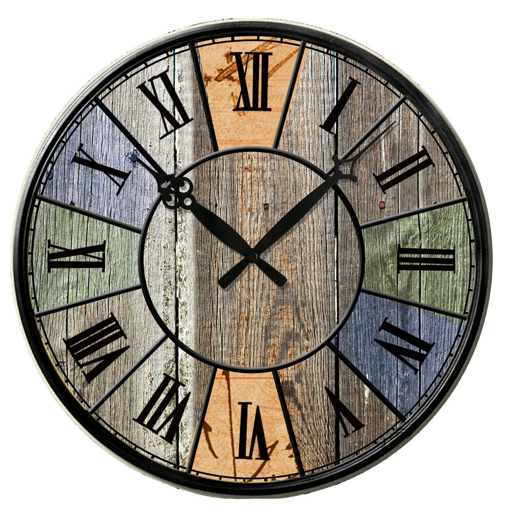 Kitchen Wall Clock French