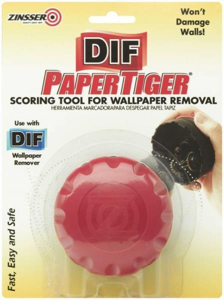 new zinsser 02966 papertiger wallpaper removal tool