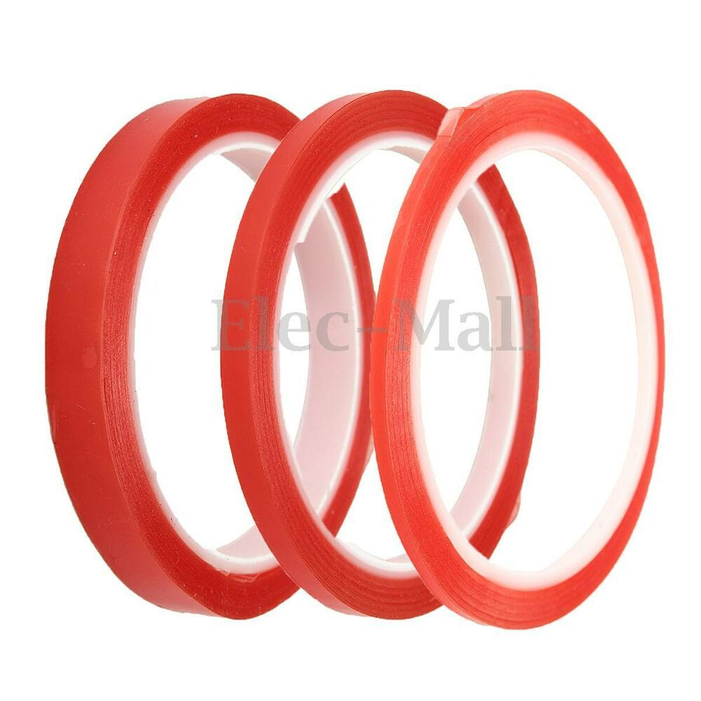 Red Painting Tape