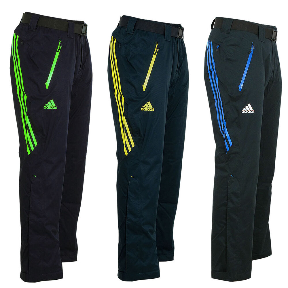 adidas herren coach pant skihose snowboardhose ski hose. Black Bedroom Furniture Sets. Home Design Ideas
