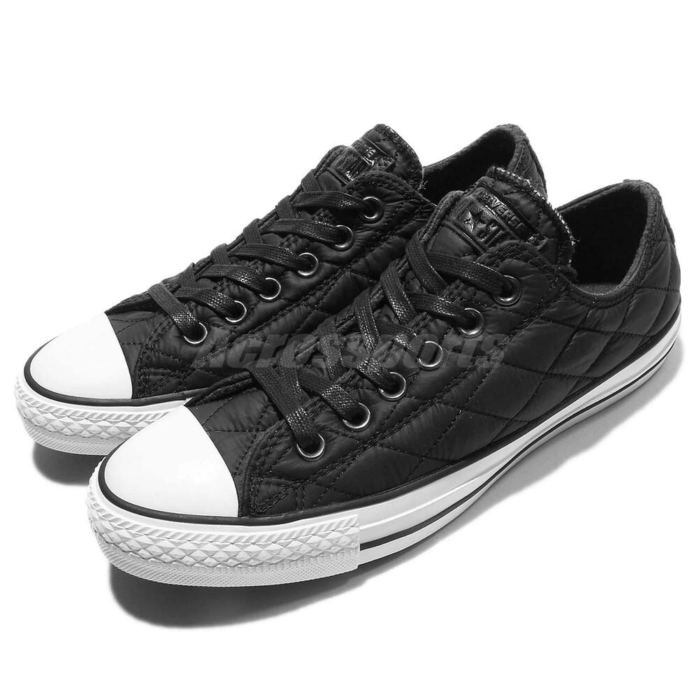 Mens Casual Shoes All Star Black And White