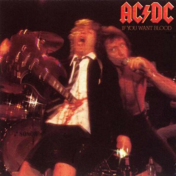AC/DC - If You Want Blood.....You've Got It - New 180g Vinyl LP