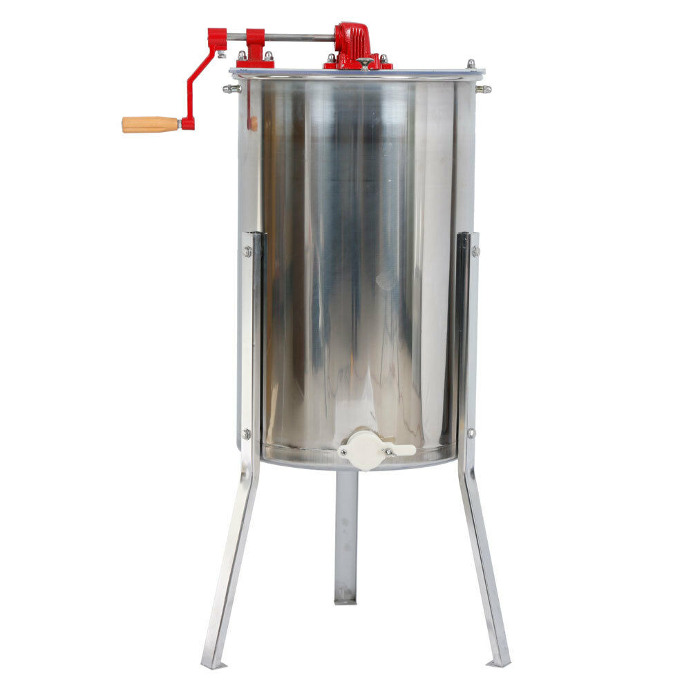 New Large 2 Frame Honey Extractor Beekeeping Equipment ... - photo#3