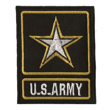 img-Écusson patche US ARMY étoile USA patch militaire insigne brodé