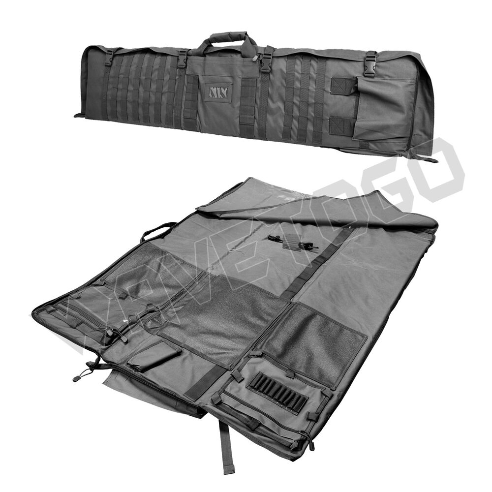 Vism Ncstar Tactical Rifle Case Range Molle Pvc Hunting