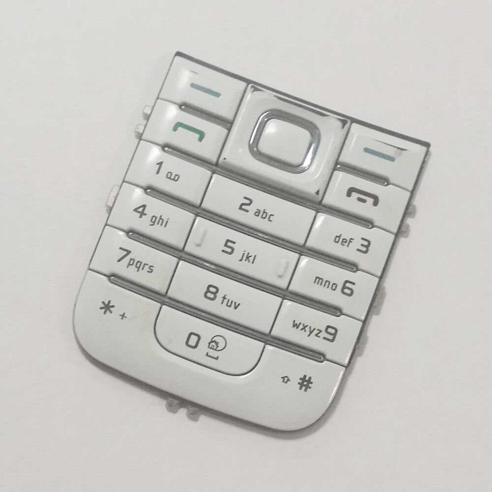 Genuine Original Keypad Keys Buttons For Nokia 6233 ...