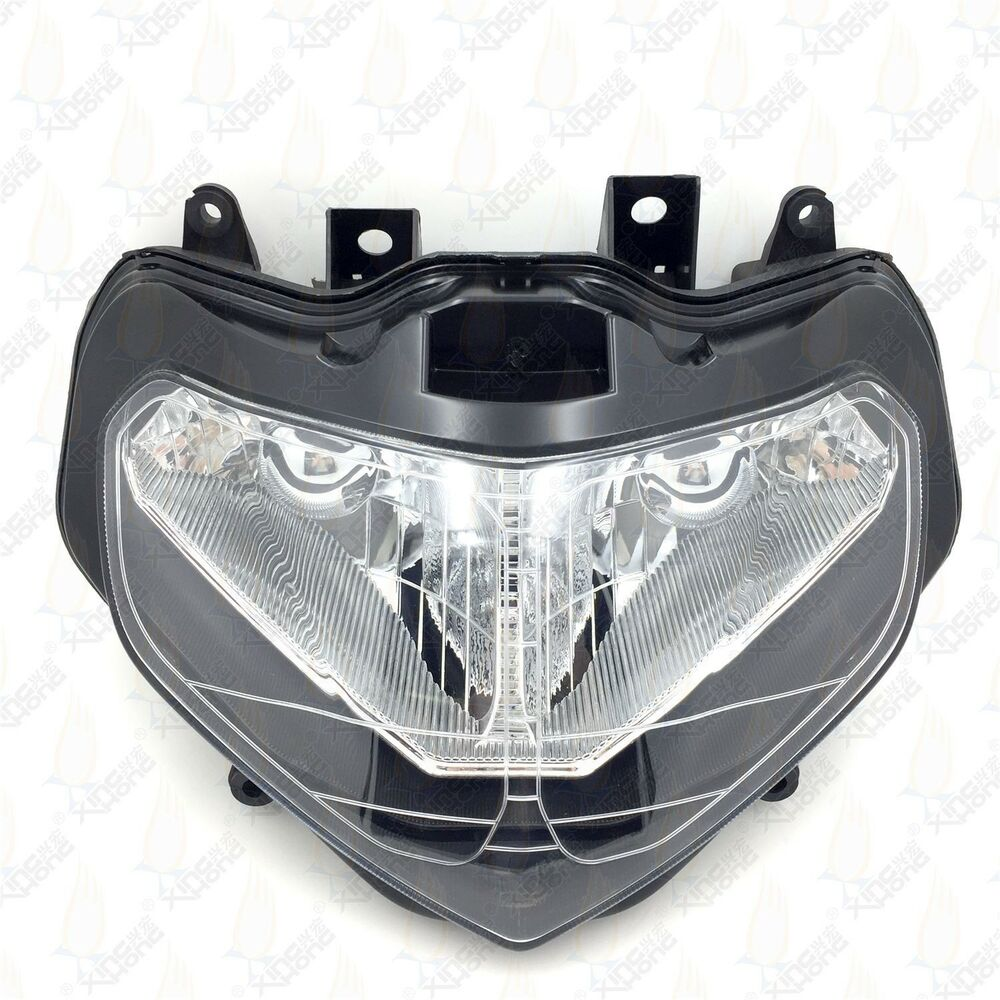 headlight for suzuki 2001 2003 gsxr 600 750 gsxr 1000 head. Black Bedroom Furniture Sets. Home Design Ideas