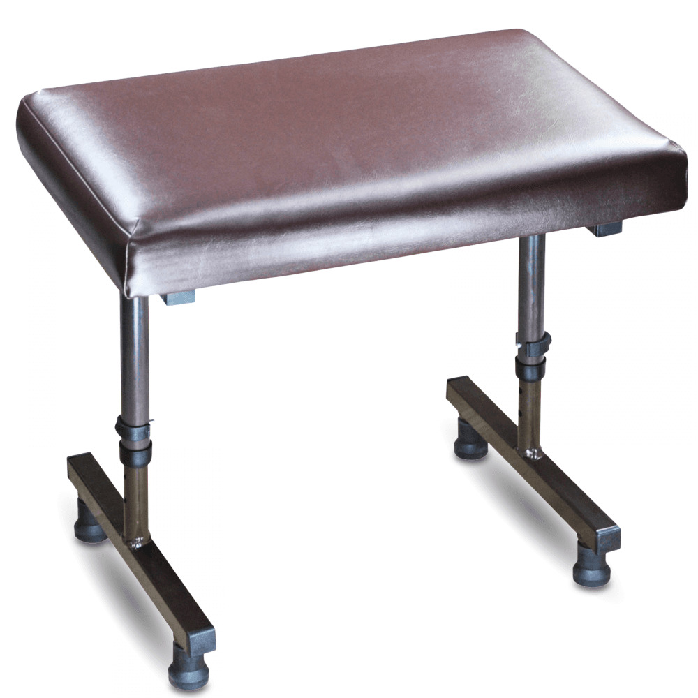Aidapt Beaumont Height Adjustable Footrest Foot Stool Leg