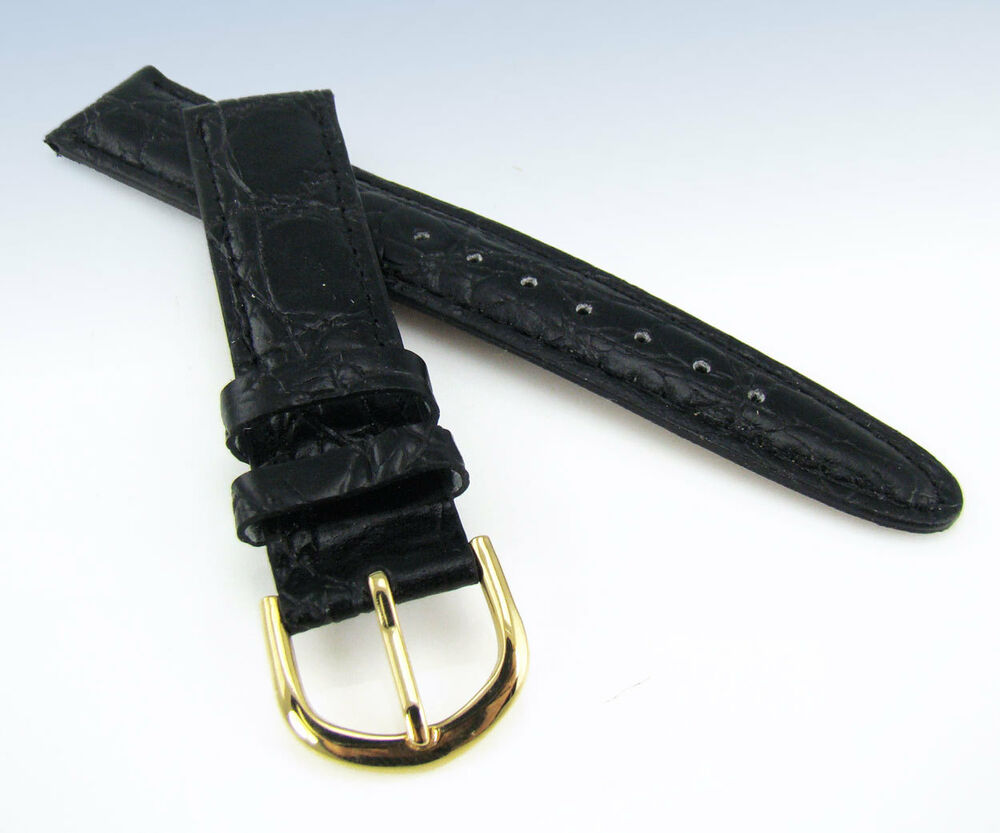 how to maintain a leather watch strap