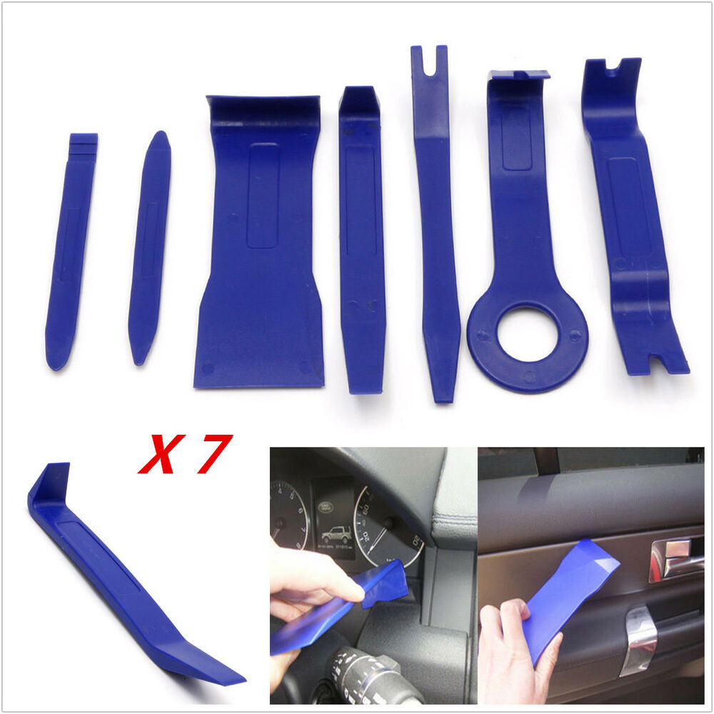 Car Interior/Exterior Dash Moulding Trim Audio GPS Door