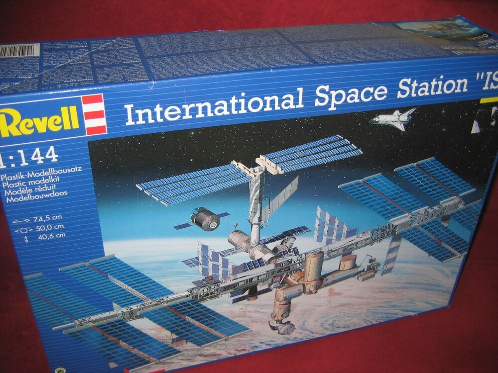 revell space station - photo #14