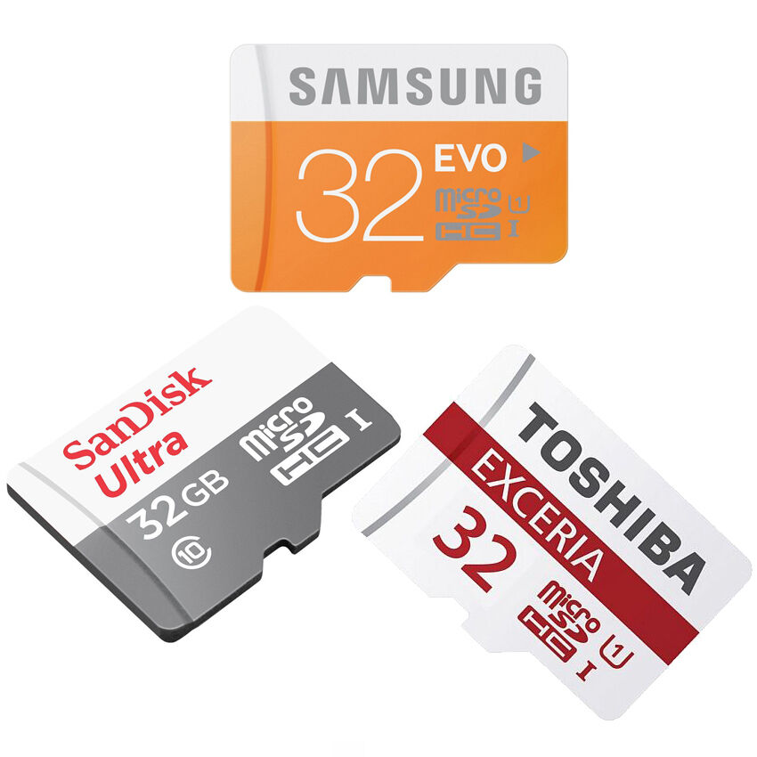 32gb class 10 micro sd memory card for samsung galaxy note s4 s 4 s3 s 3 mini ebay. Black Bedroom Furniture Sets. Home Design Ideas