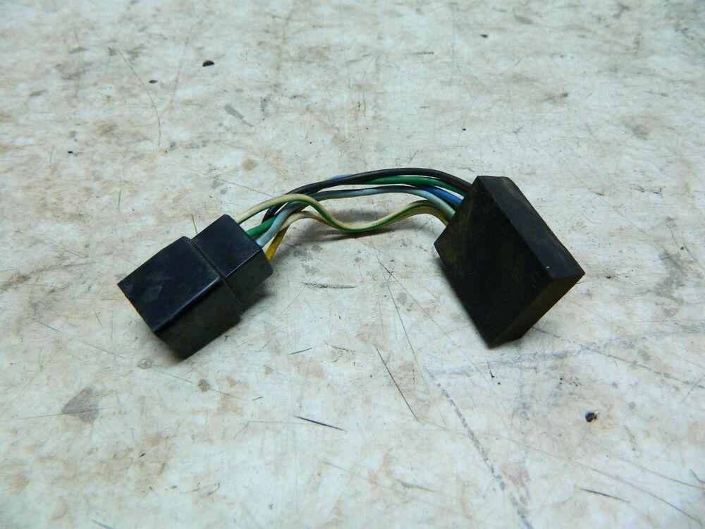 s l1000 87 yamaha yx600 yx 600 radian in line fuse wiring wires ebay yx600 fuse box at soozxer.org
