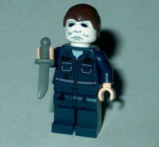 Halloween Freddy Toys : Movie lego classic horror halloween quot michael myers