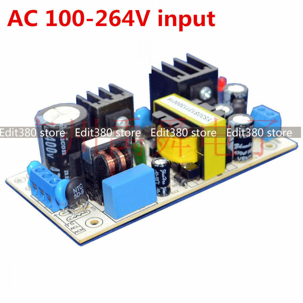 24 volt 36 watt ac dc switching power supply smps 24v 36w. Black Bedroom Furniture Sets. Home Design Ideas