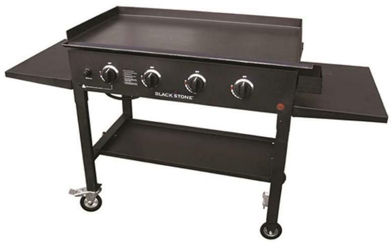 New Blackstone 1554 Griddle Cooking Station Propane Grill