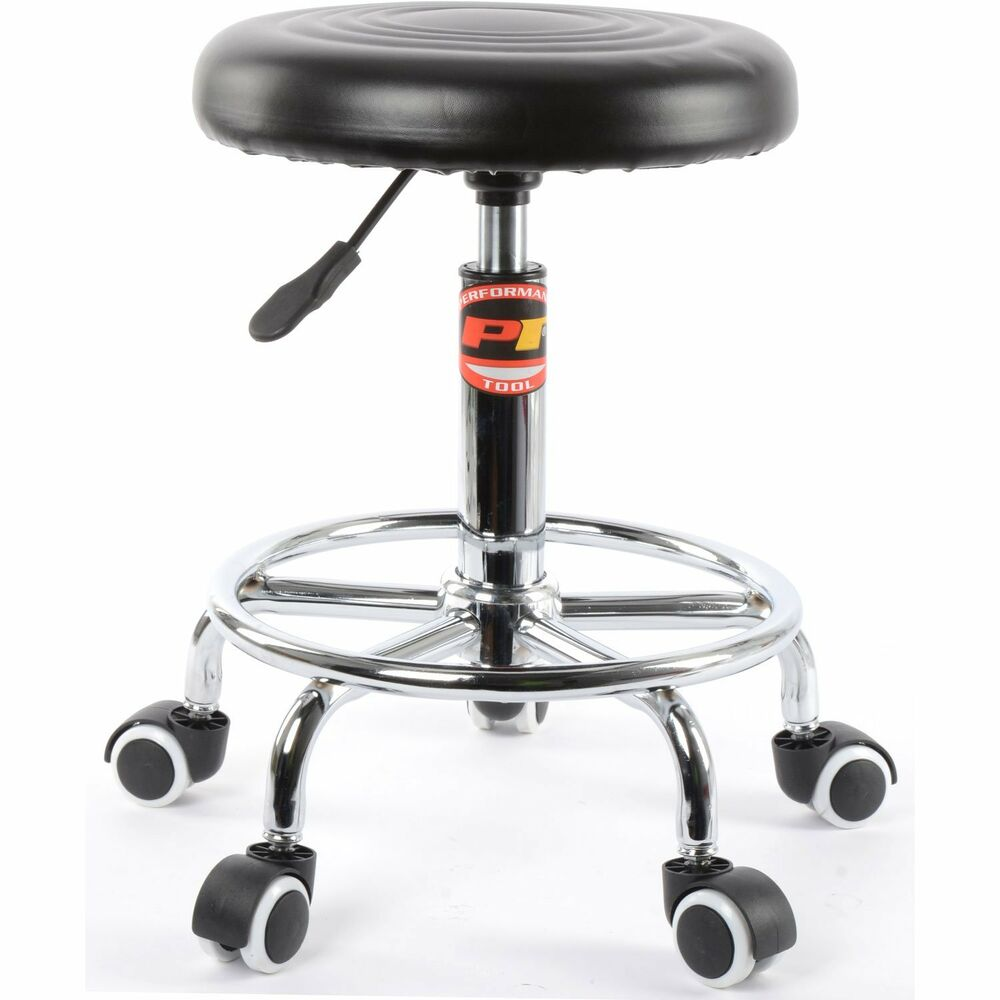 Jegs Performance Products W85027 Rolling Stool Pneumatic